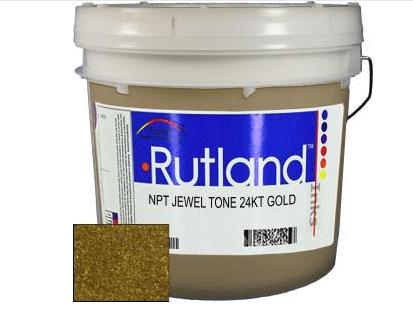 JEWEL TONE 24K GOLD METALLIC (RUTLAND ES4060) PLASTISOL INK